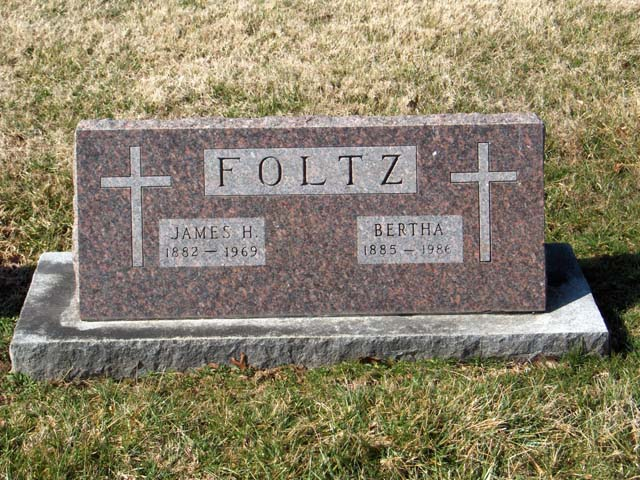 Bertha (Jones) Foltz