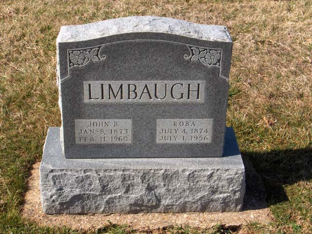 Roba (Mungle) Limbaugh