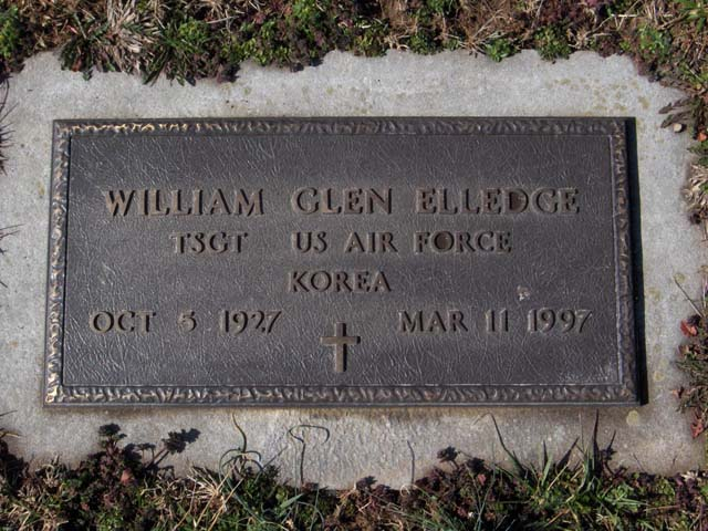 William Glen Elledge
