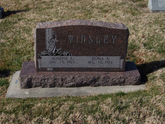Dona Aslee (Lewis) Tinsley