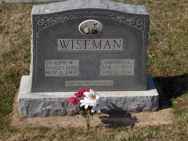 Ralph William Wiseman