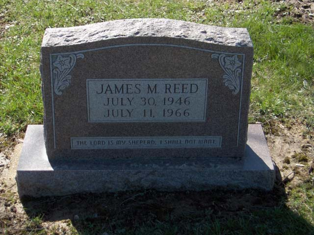 James Michael Reed