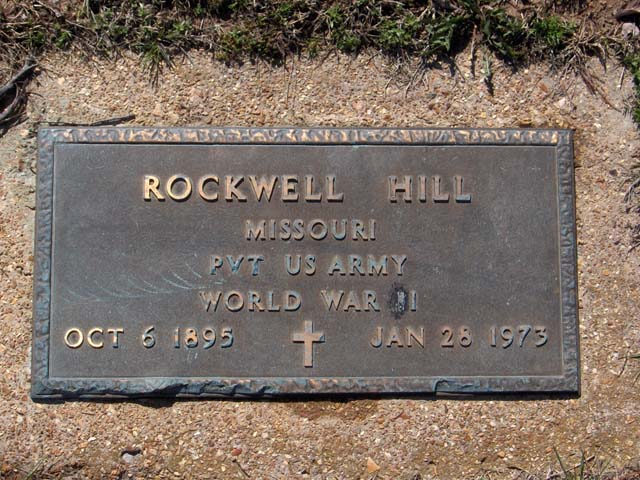 Rockwell Hill