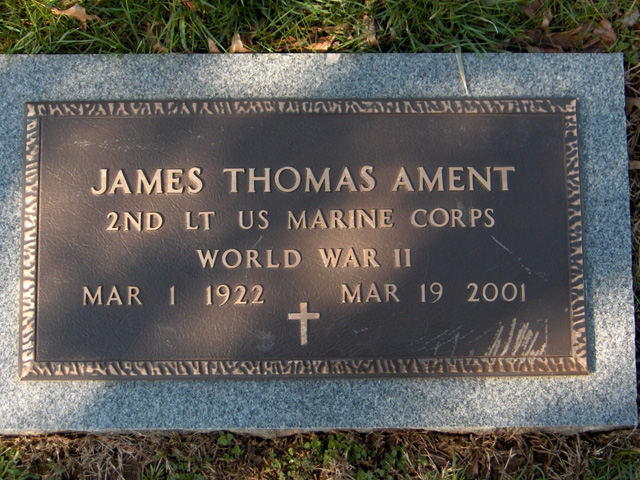 James Thomas Ament