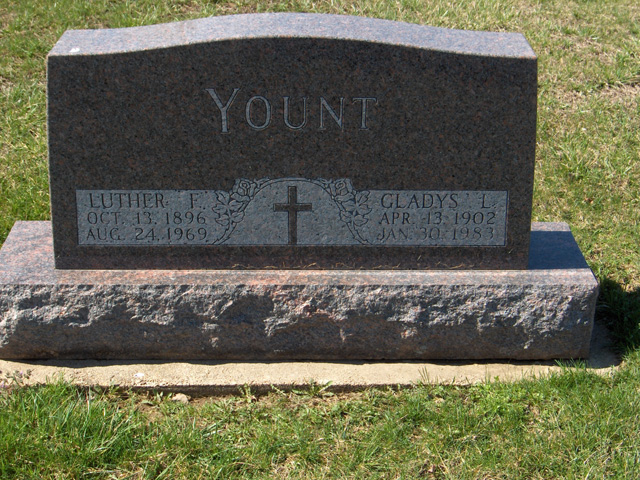 Luther Franklin Yount