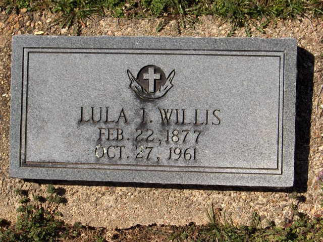 Lulu I (Pyles) Willis