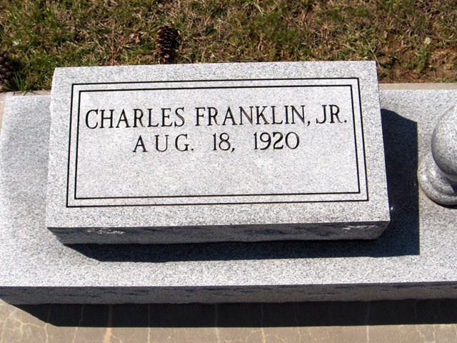 Charles Franklin Hopkins, Jr