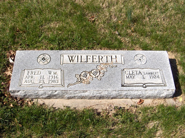 Fred William Wilferth
