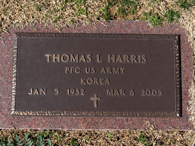 Thomas L Harris, Sr