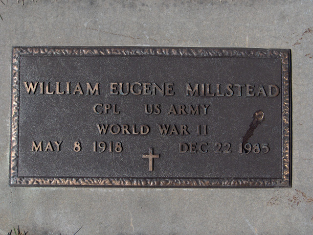 William Eugene Millstead
