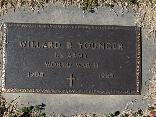 Willard Buford Younger