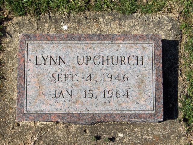 Winfred Lynn Upchurch