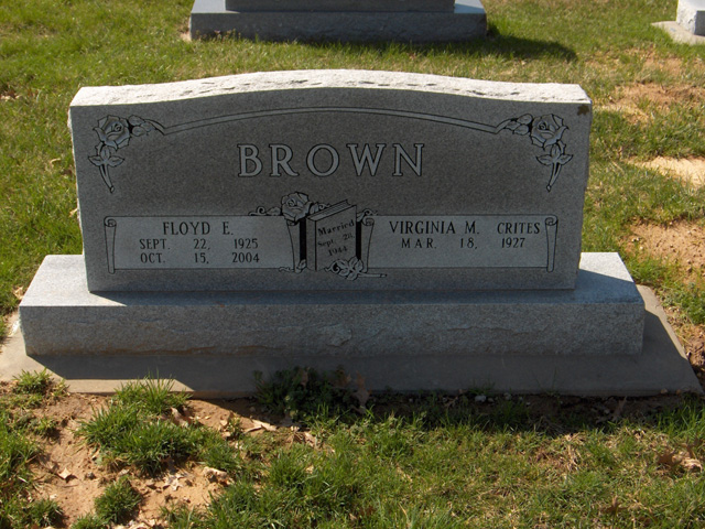 Floyd Edgar Brown