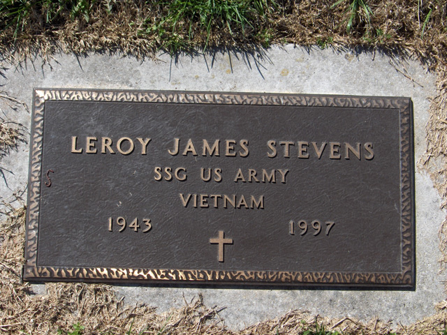 Leroy James Stevens