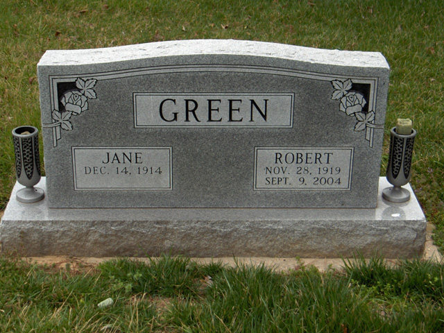 Robert Earl Green, Jr