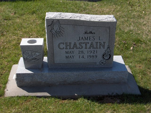 James L Chastain