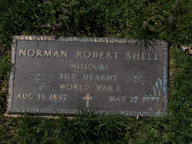 Norman Robert Shell