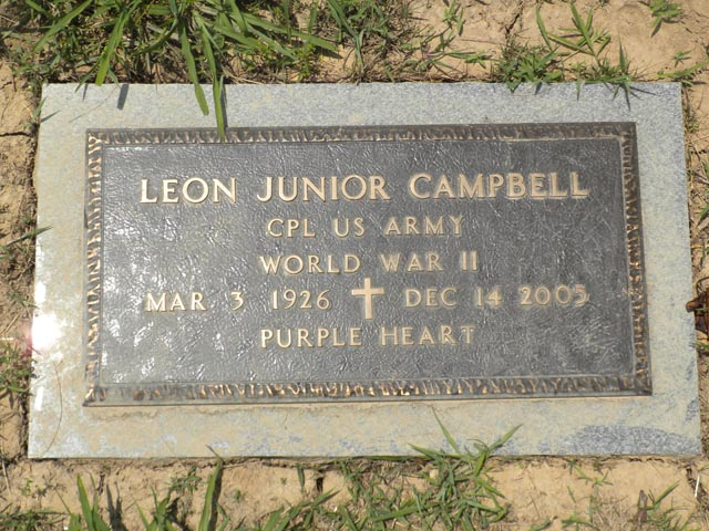 Leon Junior Campbell