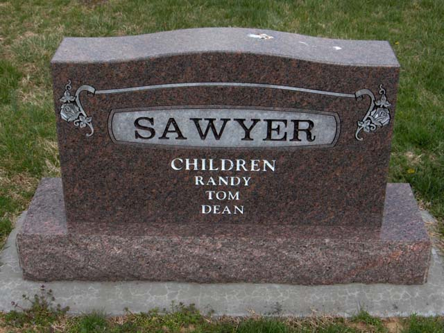 Robert W Sawyer, Jr