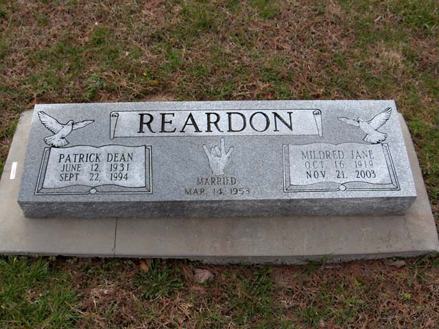 Mildred Jane (Utley) Reardon