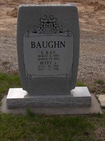 Estil Ray Baughn